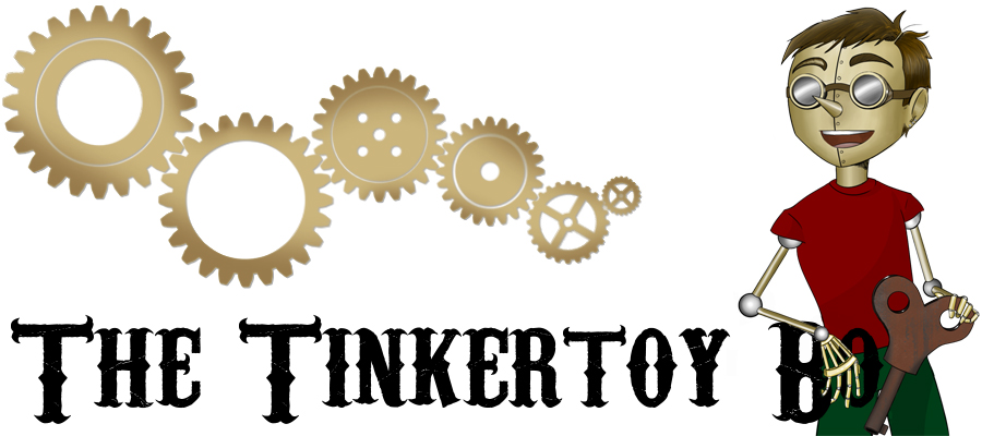 The Tinkertoy Boy