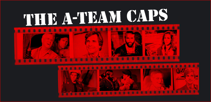 The A-Team Caps