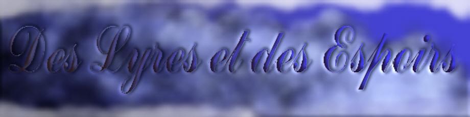 Des Lyres & Des Espoirs