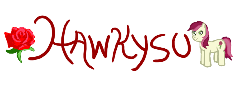Hawkysu: The website