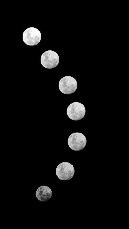 moon lockscreen : Tumblr