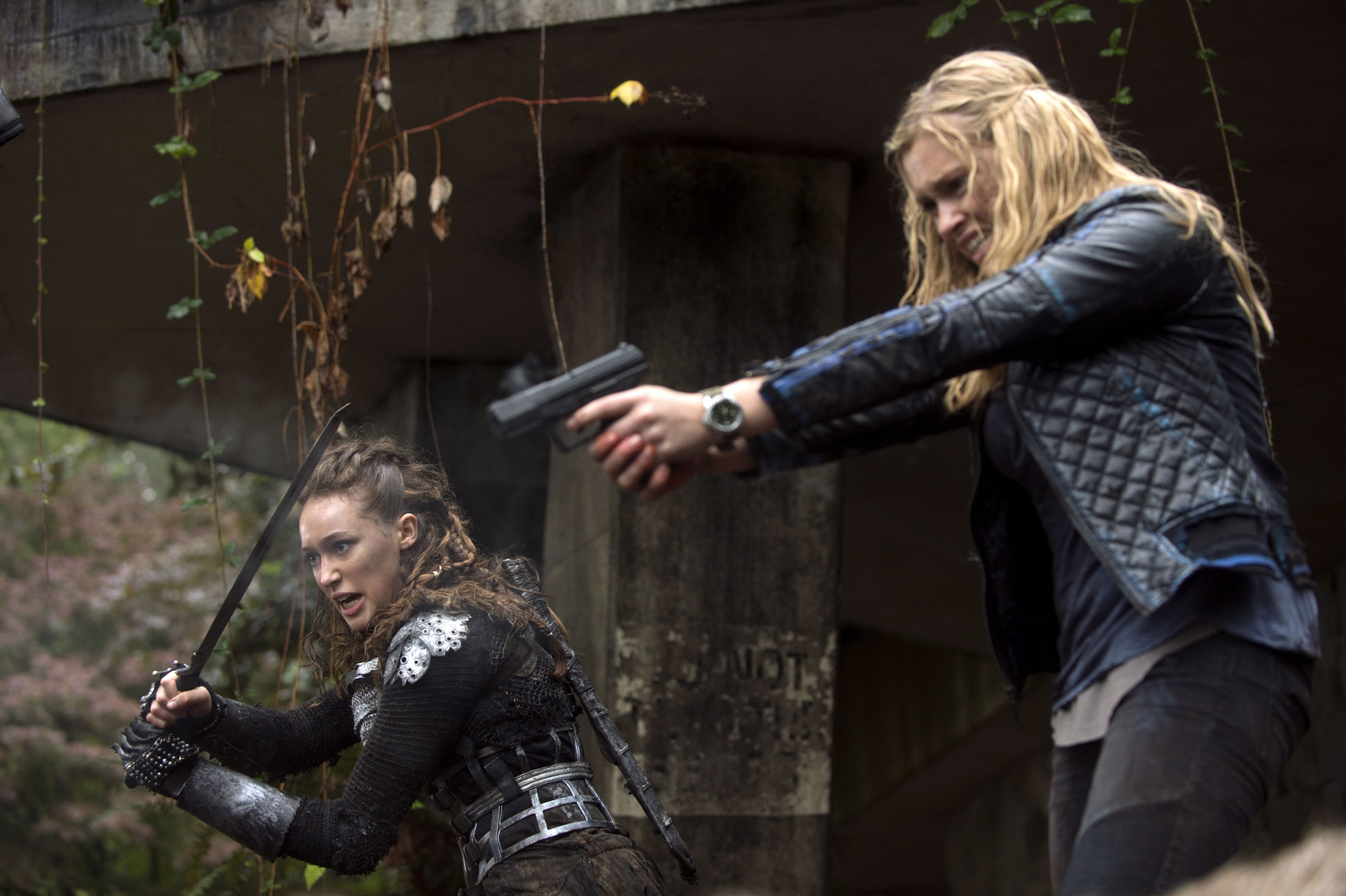 How can I get this picture of lexa and clarke that