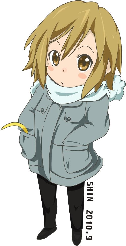 Series K-ON   Age 18  K On Ritsu Gif