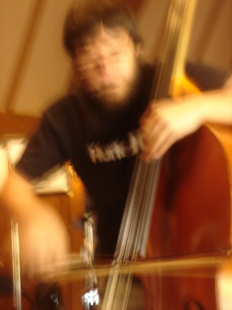 The Double Bassist