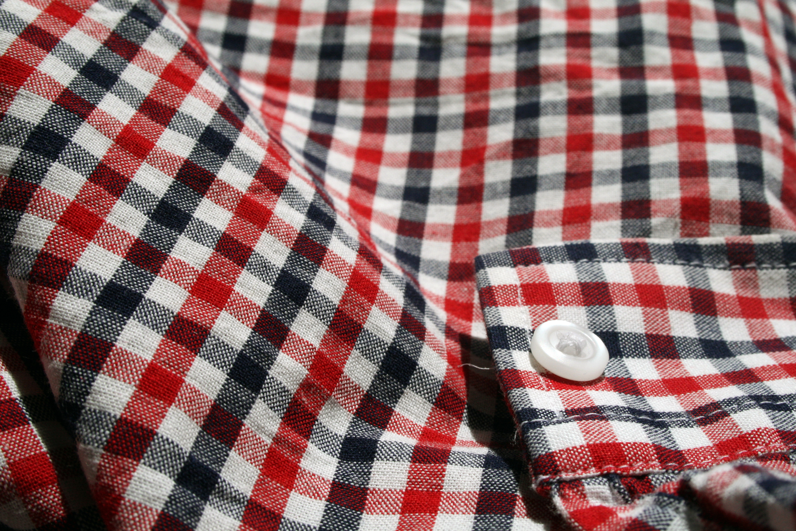 Pocket Protectors and Plaid