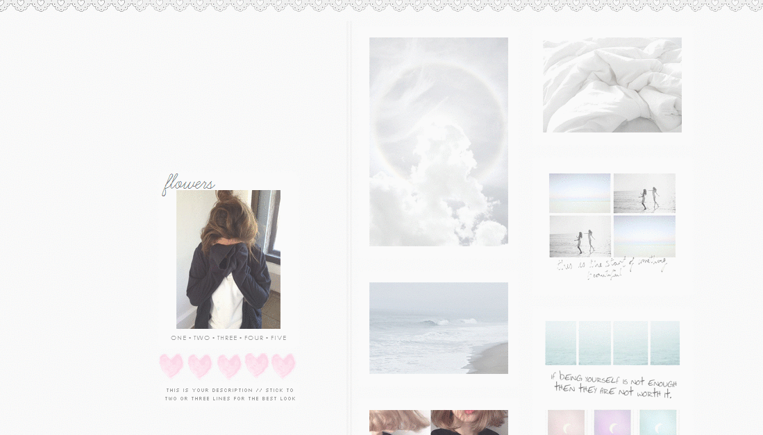 Tumblr theme directory theme makers and resources Black and white themes for tumblr