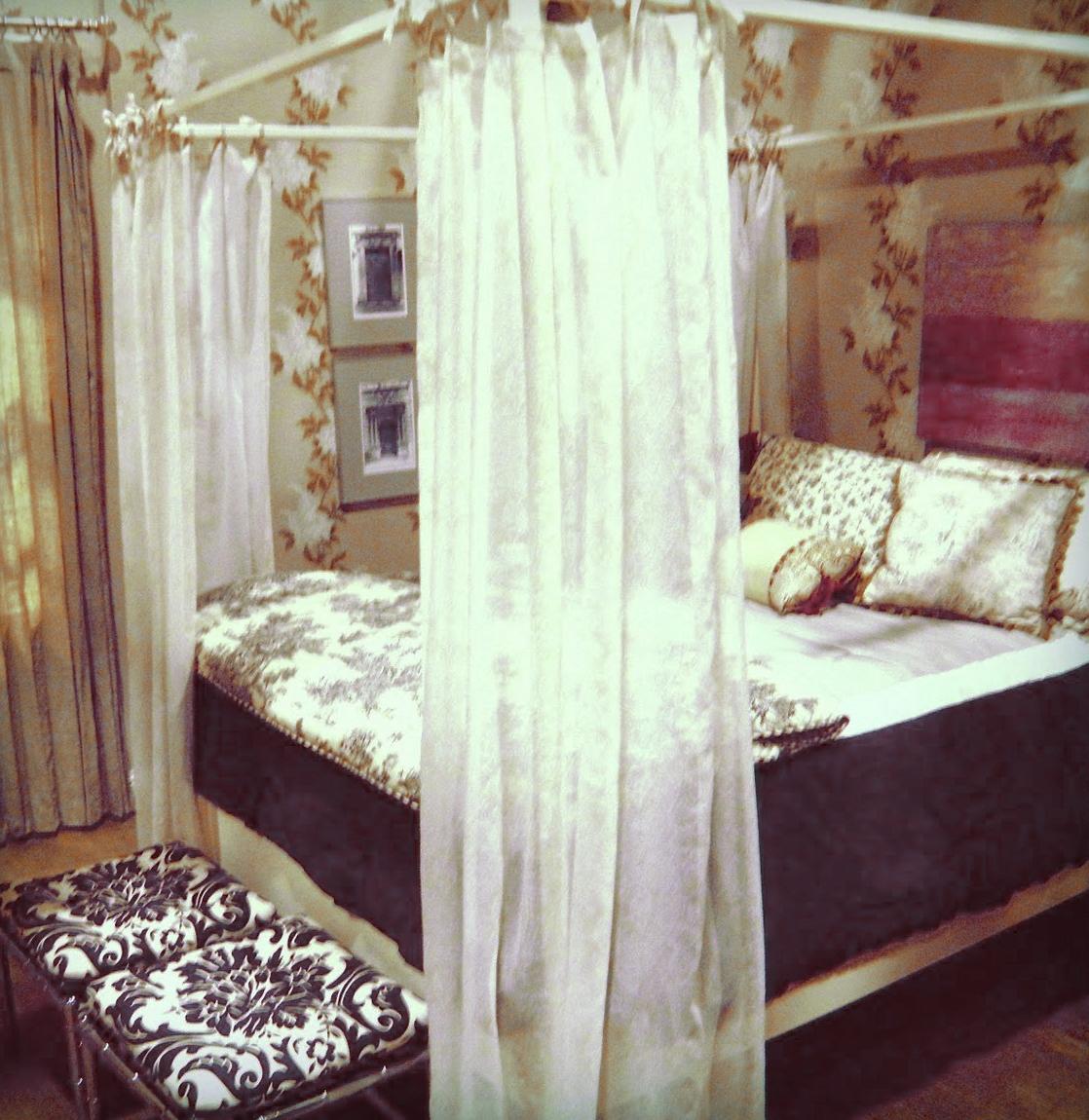 Show House Bedroom Ideas: TV Bedrooms