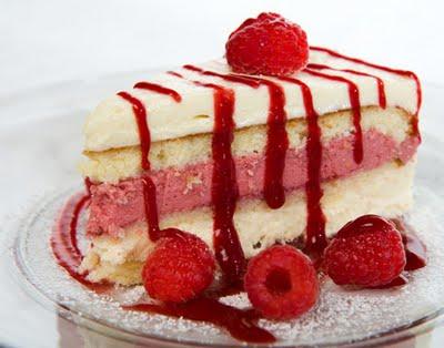 Raspberry White Chocolate Mousse Recipe — Dishmaps