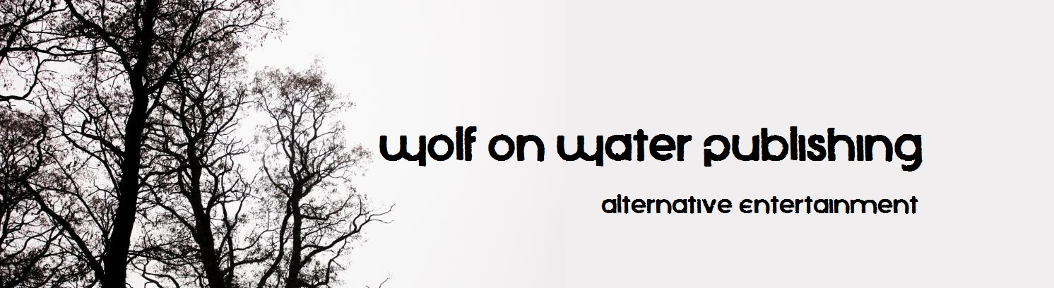 Wolf on Water