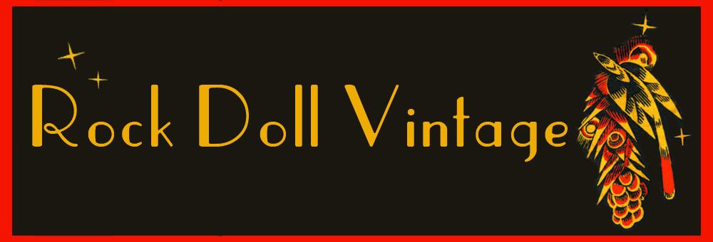 Rock Doll Vintage