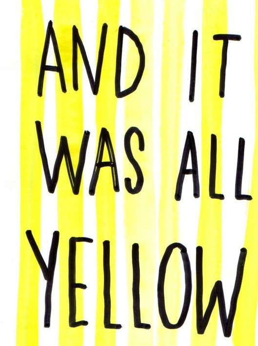 describing the color yellow to a We can see it in the similarities in the language of colors across tongues,   shades—like red, pink, orange, yellow, and brown—were common,.