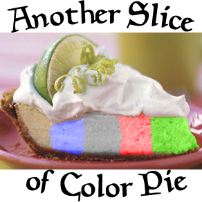 Another Slice of Color Pie