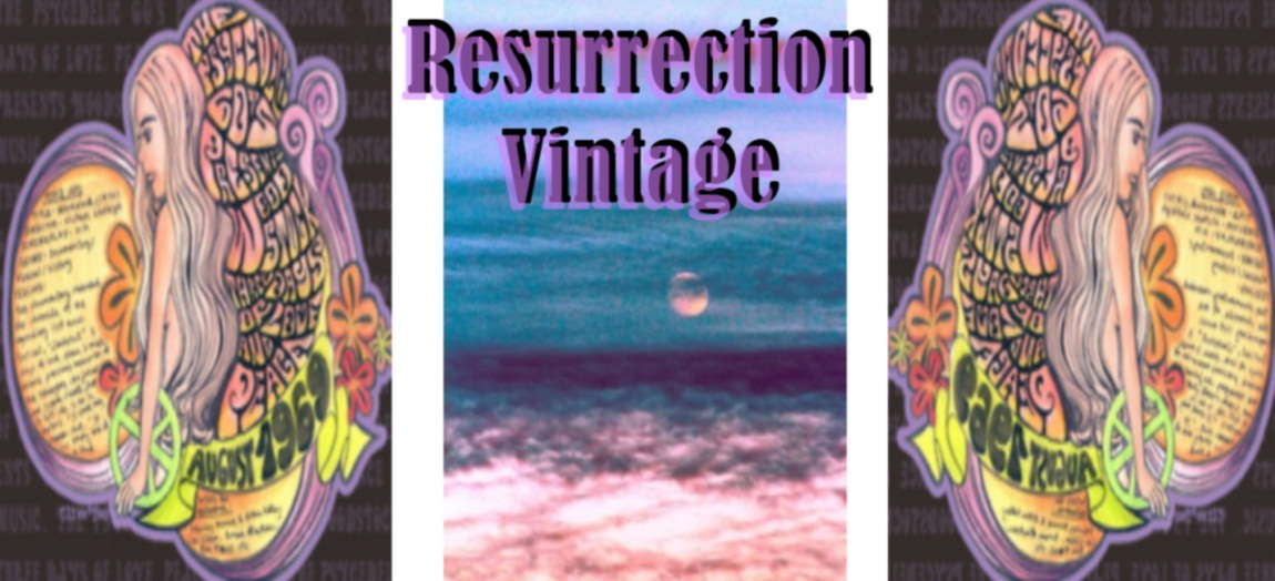 Resurrection Vintage Untit