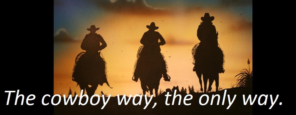 cowboy love sayings