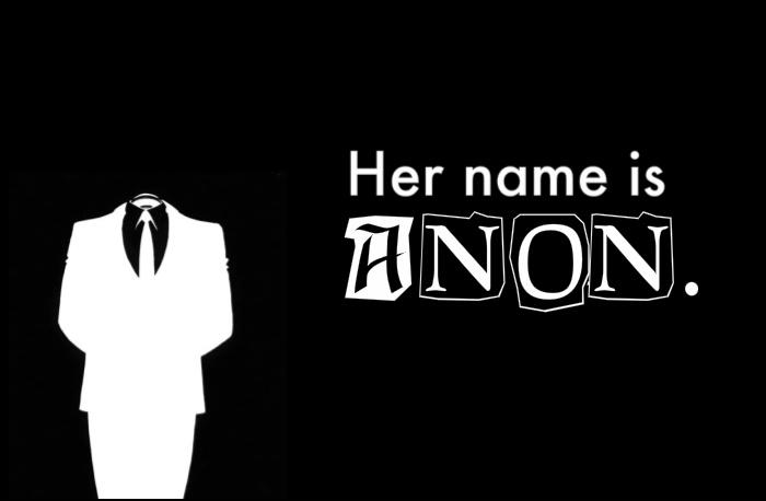 Anonymous Tumblr