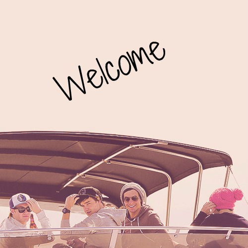 1D WELCOME