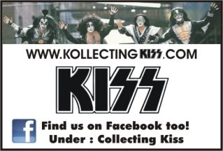 Collecting KISS Memorabilia !