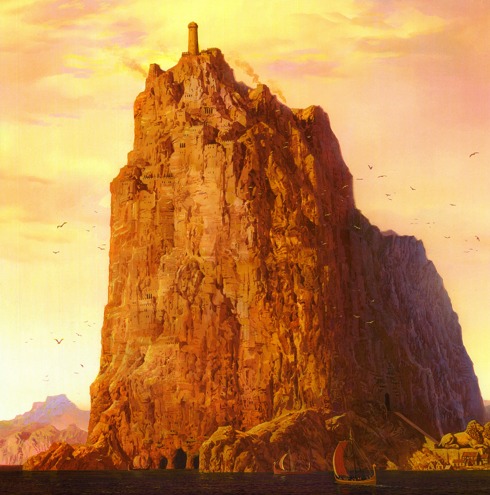 What's your favorite castle? - General (ASoIaF) - A Forum of