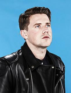 Jamie Cook wears  (Jacket )