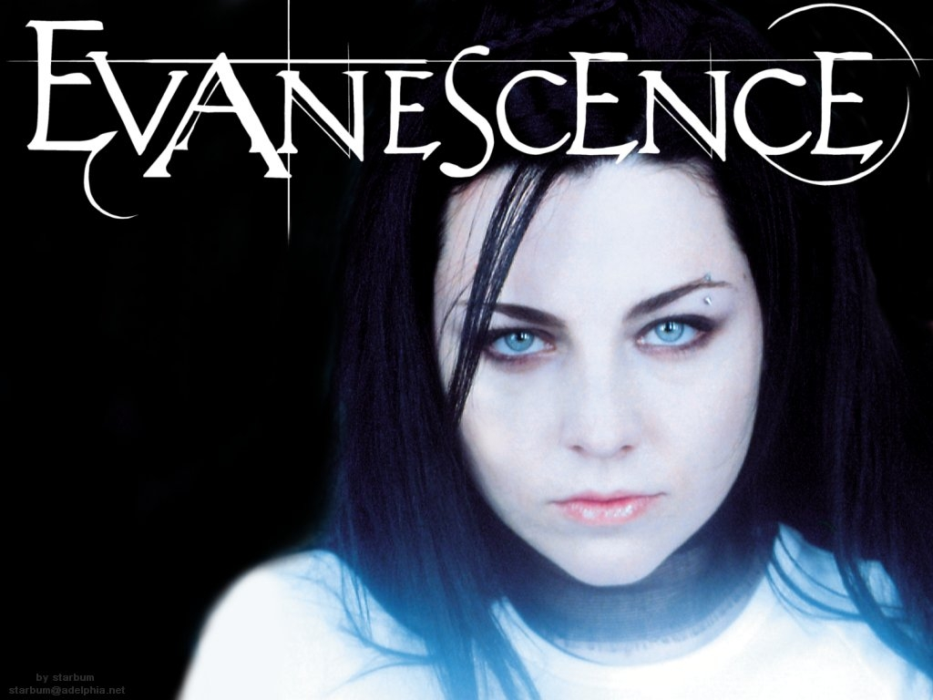 Evanescence Banda Wallpaper i Not Like You d