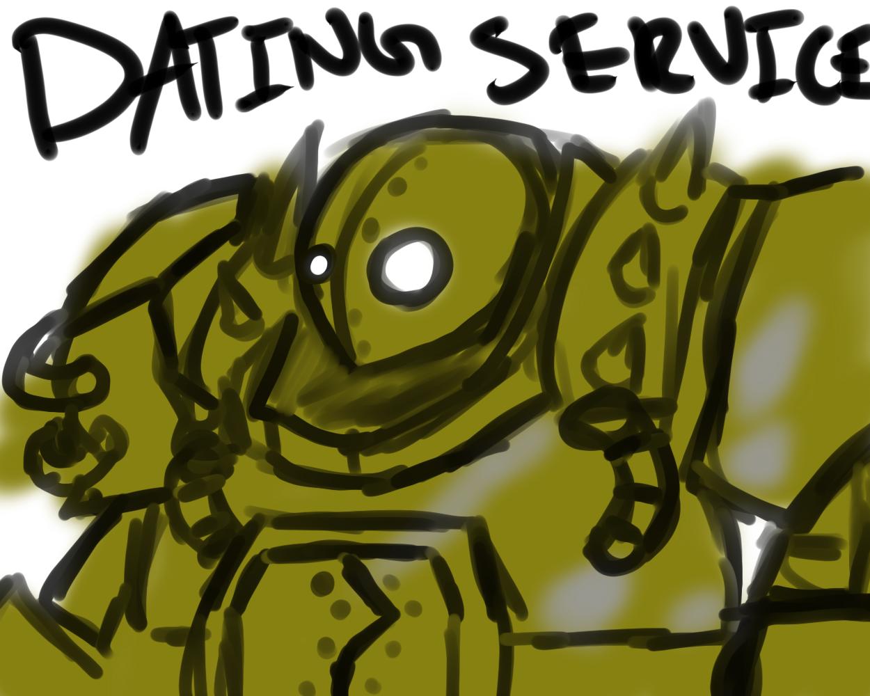 Blitzcranks dating service