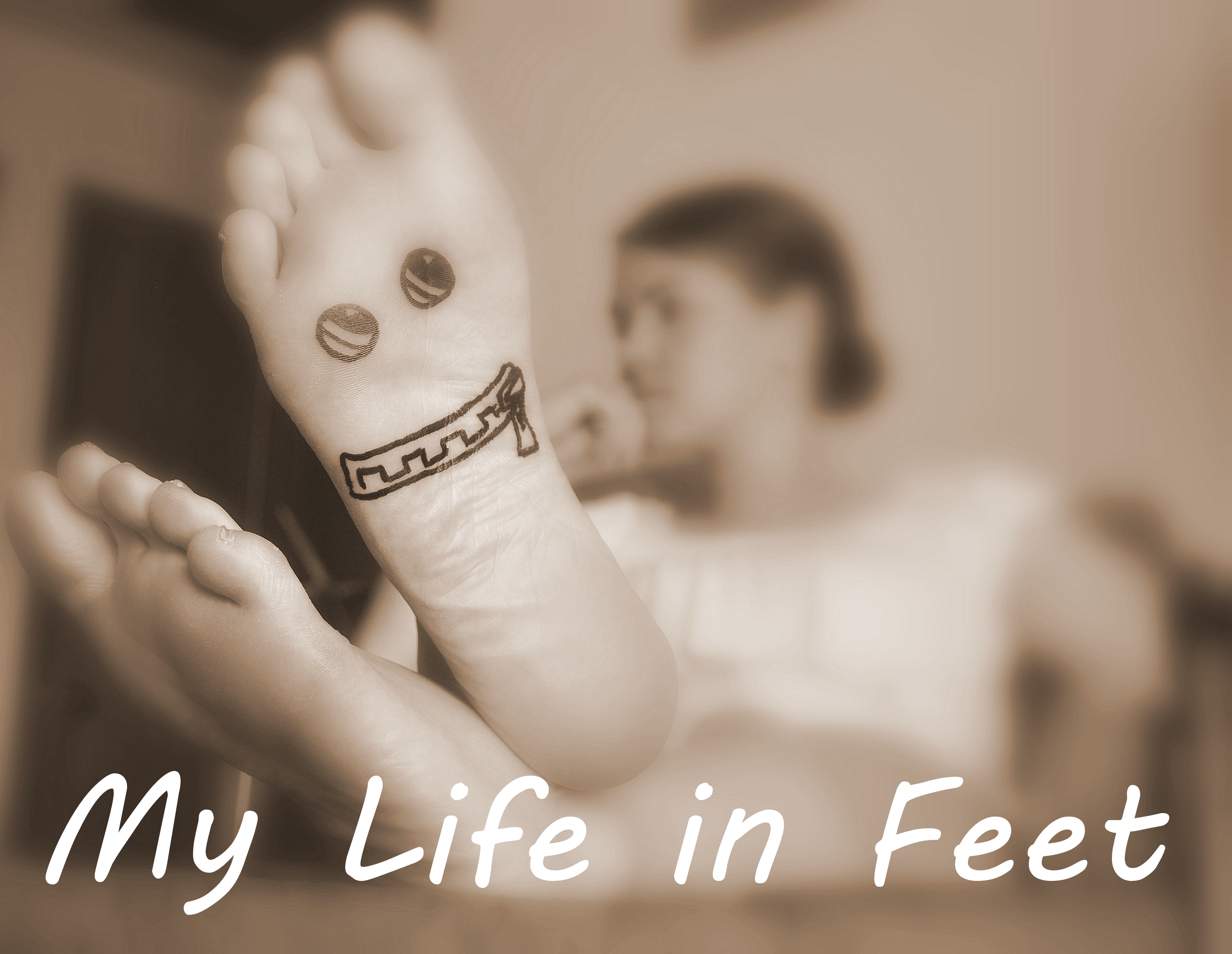 My Life in Feet...