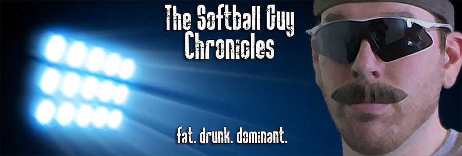 The Softball Guy Chronicles