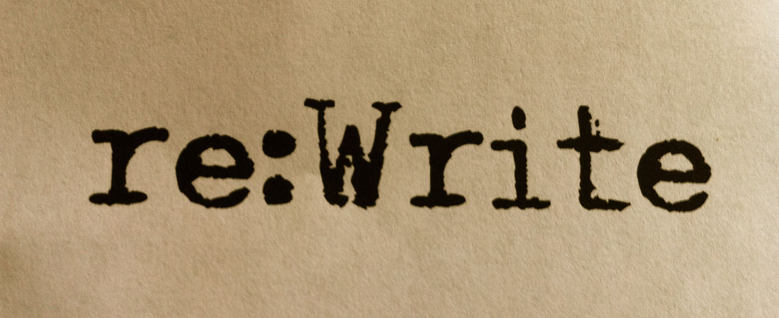 Get me rewrite!