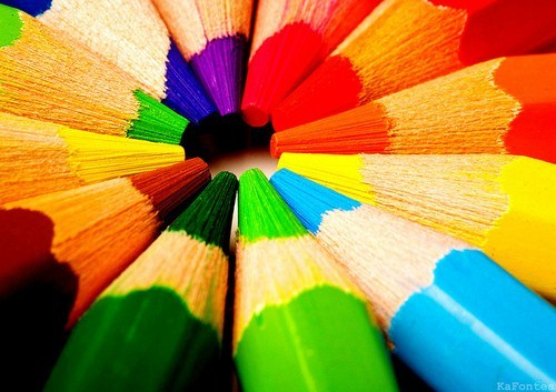 Blog dedicated to colors in life each color represents something