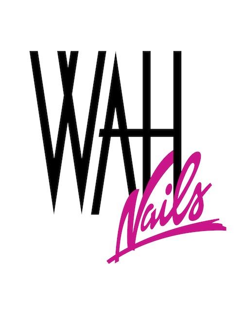 Wah Nails Logo Final