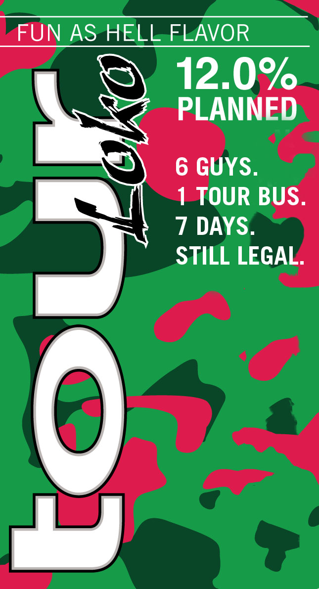 Tour Loko: Taking it to '11