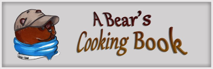 A Bear's Cooking Book