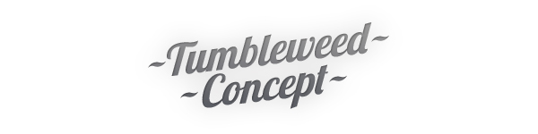 Tumbleweed Concept by Blends Group