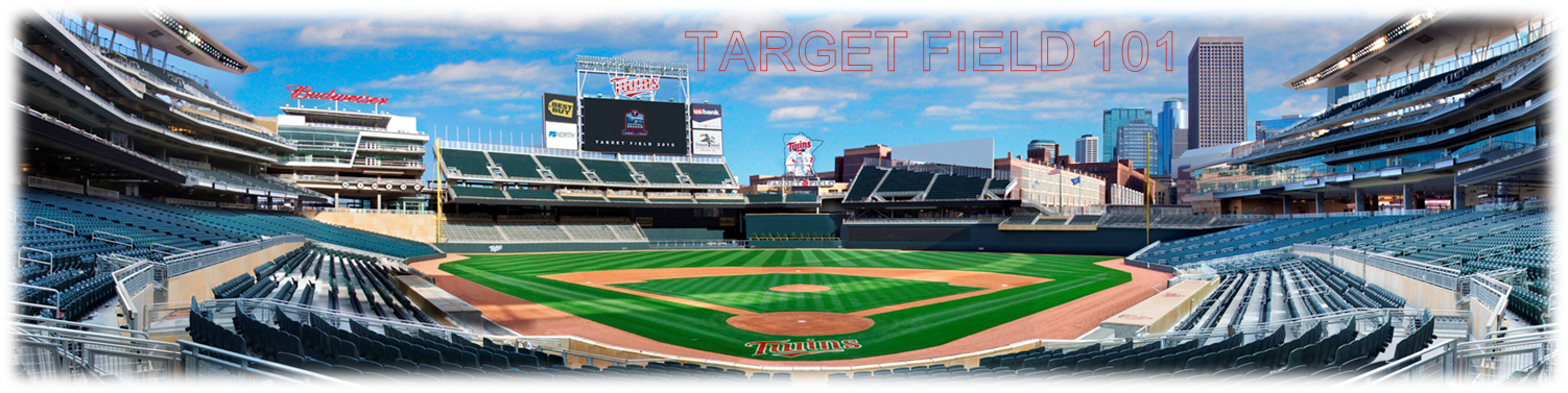 Target Field 101: Where Twins Baseball Is Happy