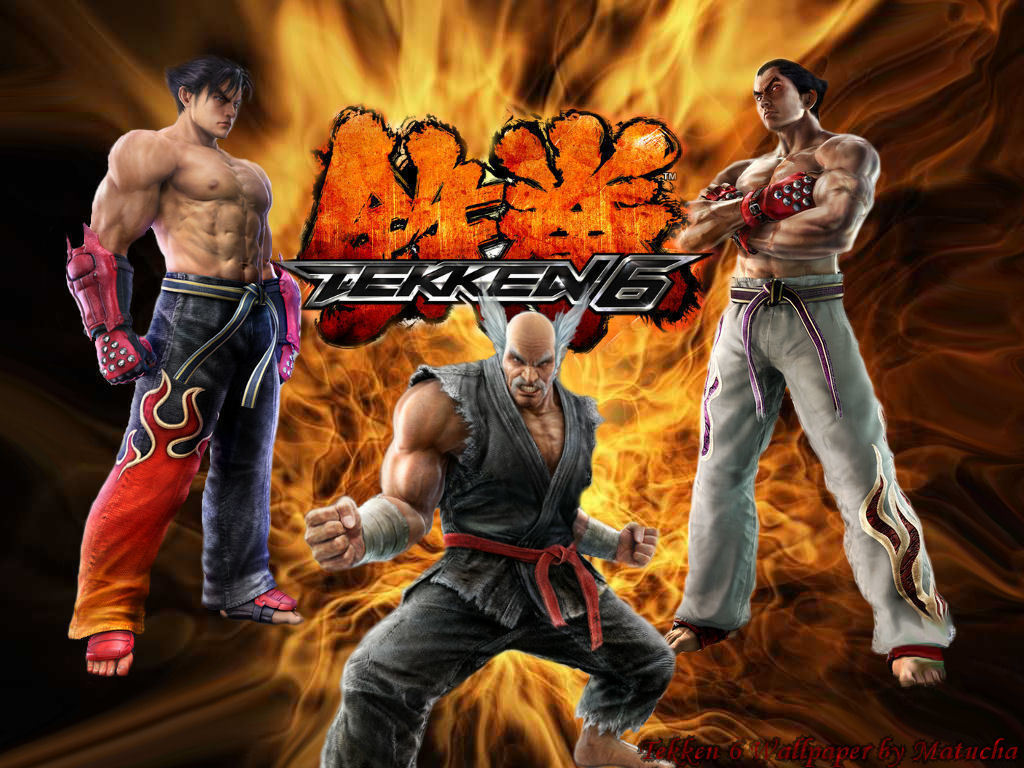 Download Game Tekken 6 Full Version For Pc Gratis