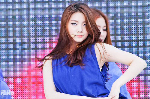 Kaeun after school first love