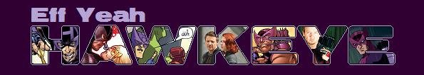 Eff Yeah Hawkeye