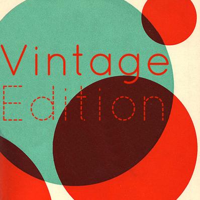 Vintage Edition 78
