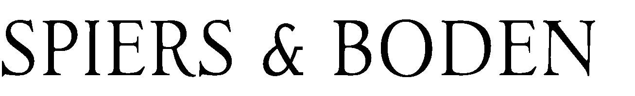Spiers & Boden