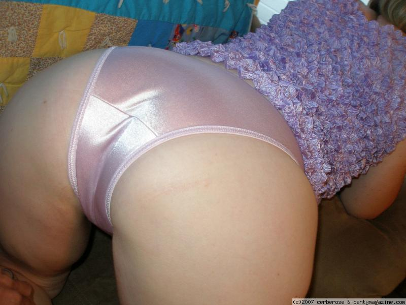 Can suggest Fantasy girls in satin panties