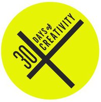 30 days of creativity dot com