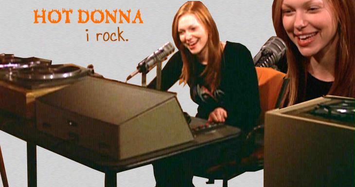 Hot Donna