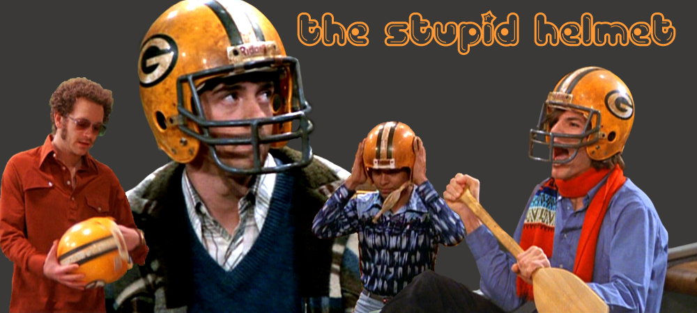 The Stupid Helmet