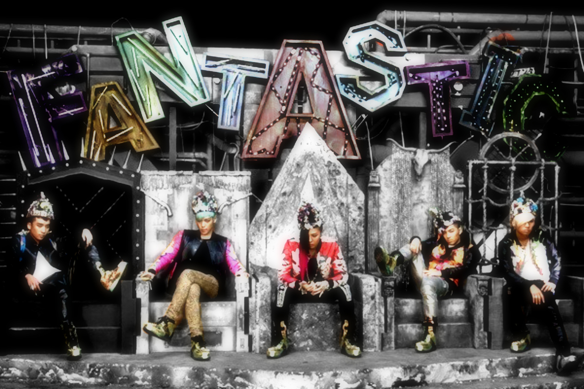 FANTASTIC BABY 10 BIG BANG39;s Outfits i adored so much from M/V