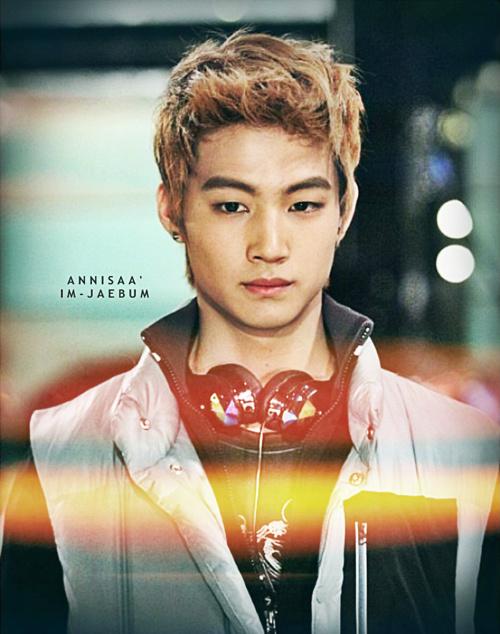 Im Jaebum   JB   18   Single