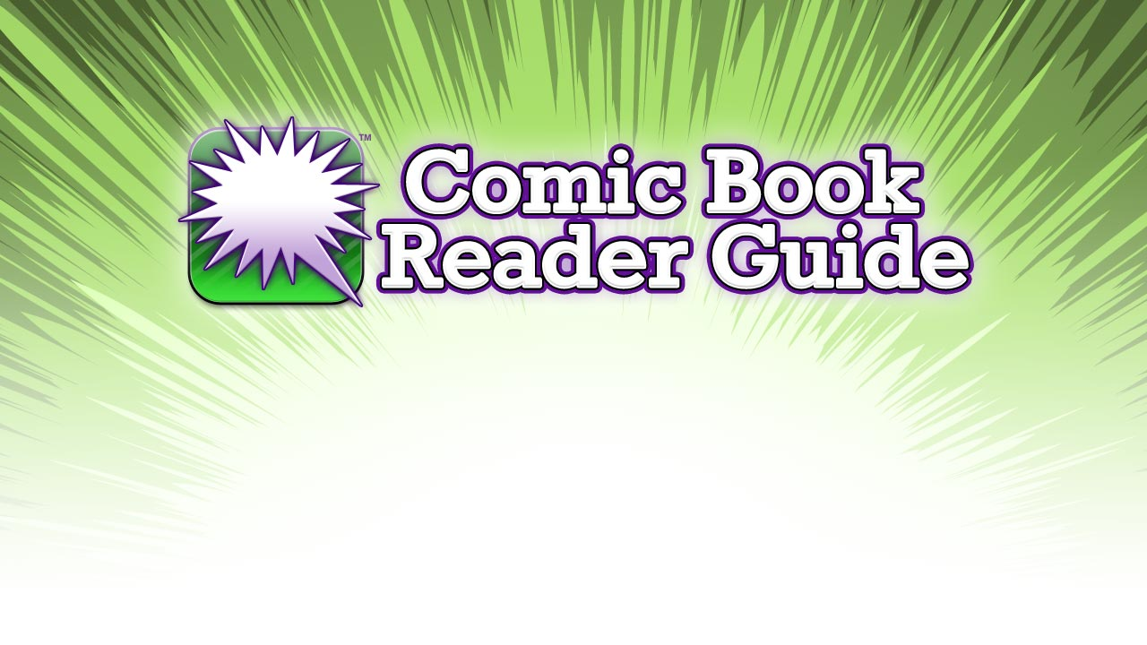 Comic Book Reader