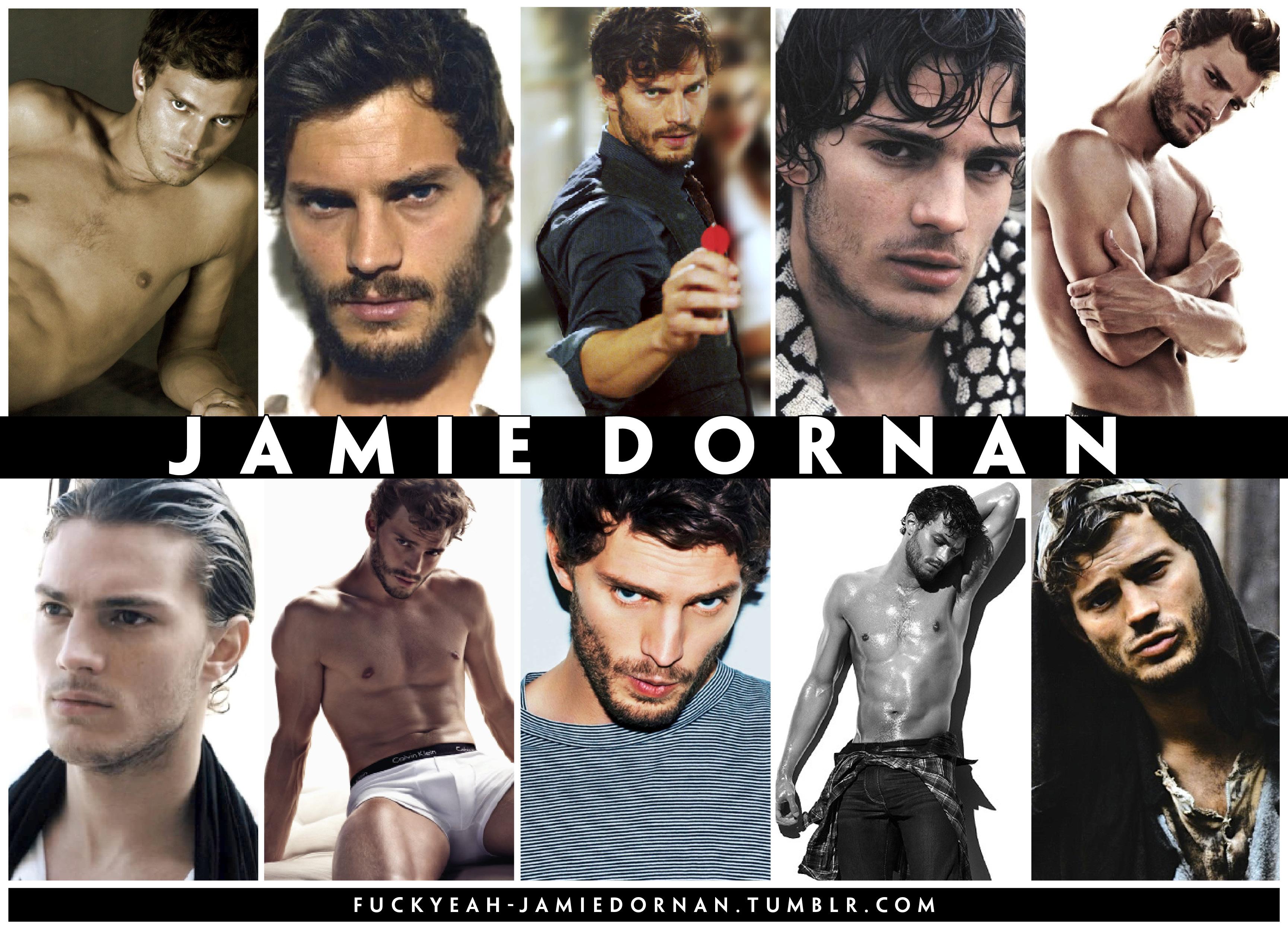 JAMIE DORNAN Jamie Dornan Calvin Klein