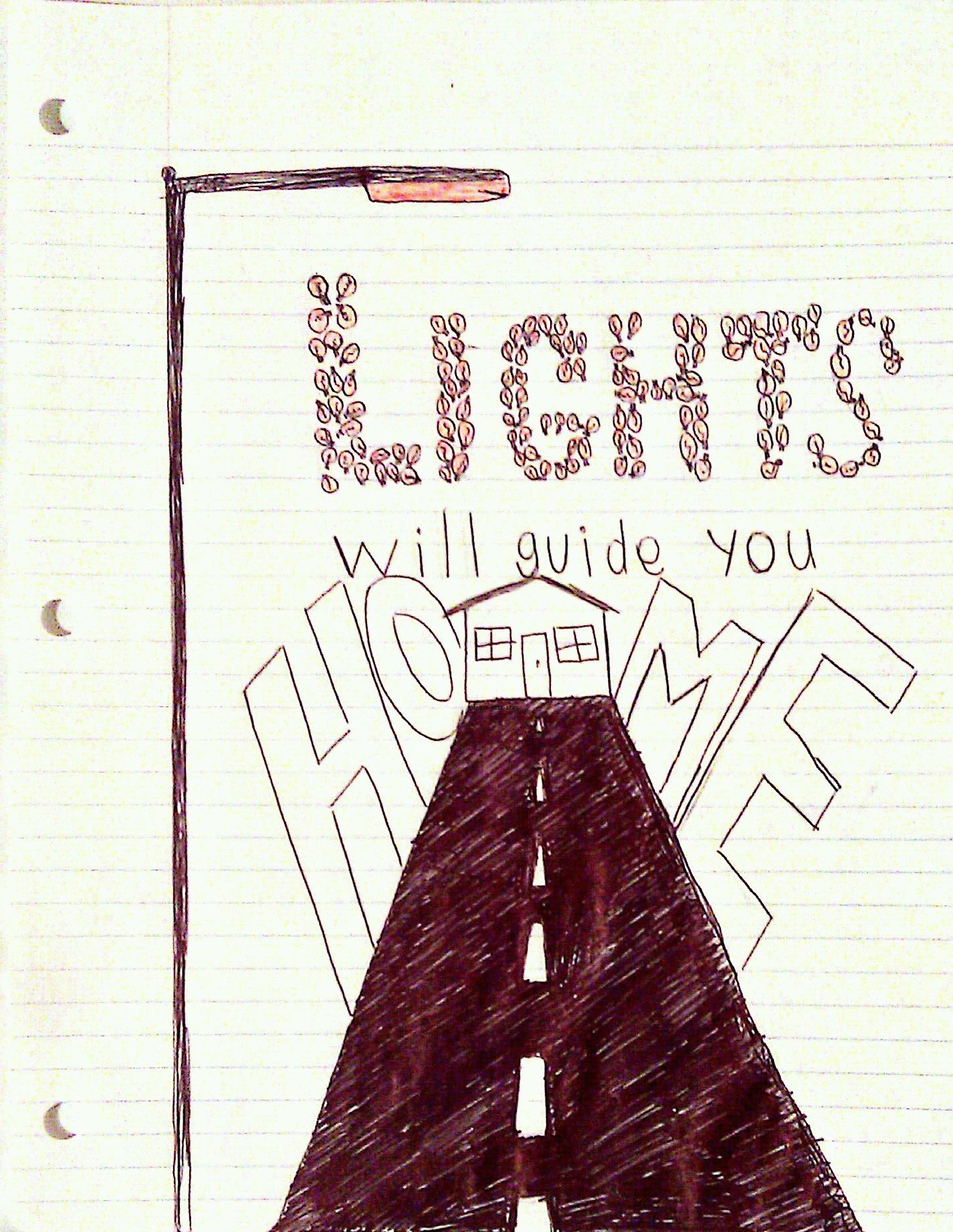 Fine Lights Will Guide You Home Lyrics Model - Home Decorating ...