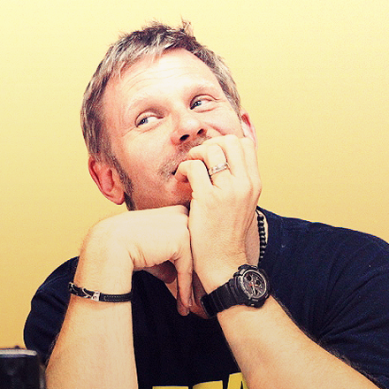 all things mark pellegrino