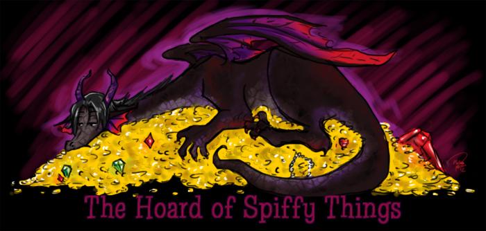 Dragonnova's Hoard of Spiffy Things